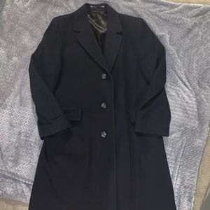 Garrison Park wool coat